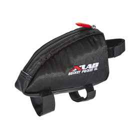 XLAB Rocket Pocket Frame Bag XL schwarz